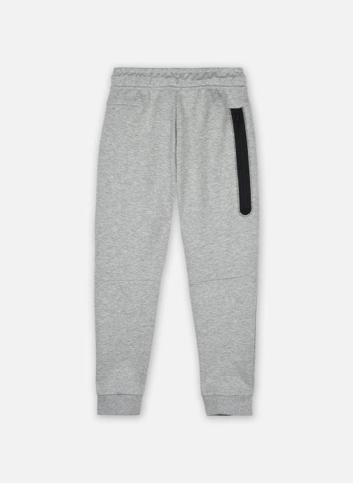 Vêtements Nike Nike Sportswear Tch Flc Pant Gris vue portées chaussures
