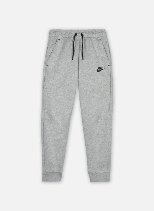 Vêtements Nike Nike Sportswear Tch Flc Pant Gris vue détail/paire
