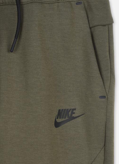 Vêtements Nike Nike Sportswear Tch Flc Pant Vert vue face