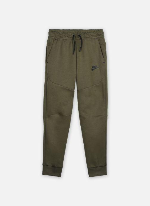 Vêtements Nike Nike Sportswear Tch Flc Pant Vert vue détail/paire