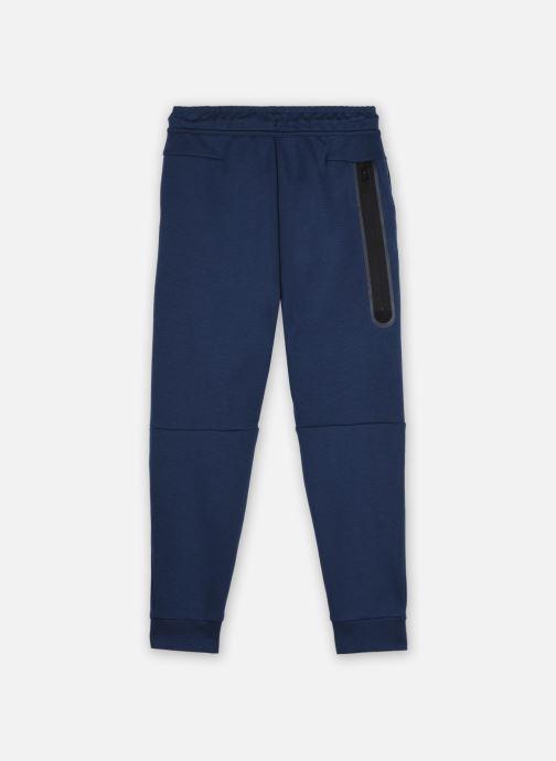Vêtements Nike Nike Sportswear Tch Flc Pant Bleu vue portées chaussures