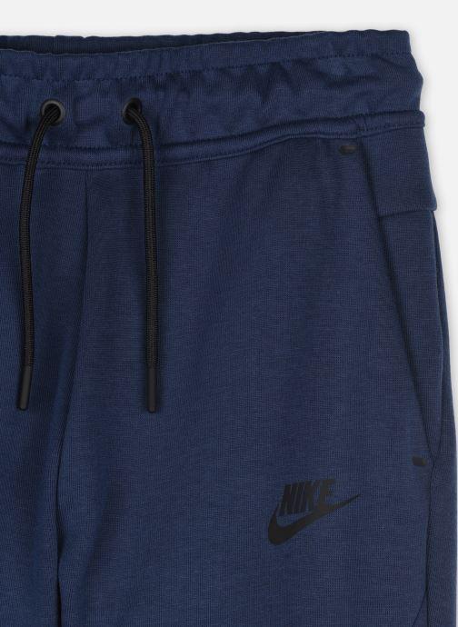 Vêtements Nike Nike Sportswear Tch Flc Pant Bleu vue face