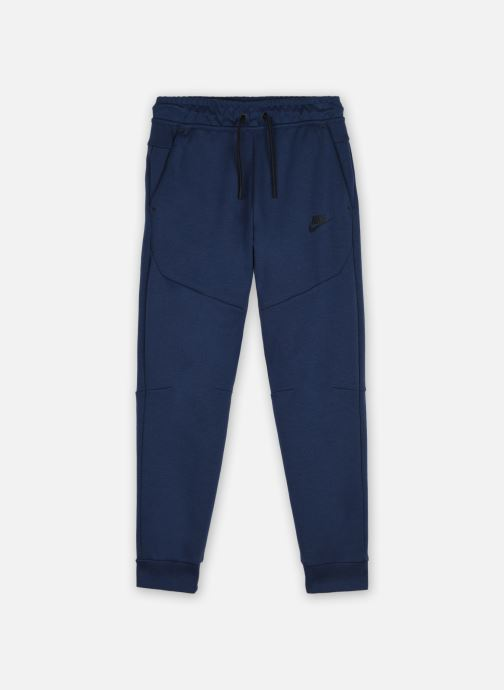 Vêtements Nike Nike Sportswear Tch Flc Pant Bleu vue détail/paire