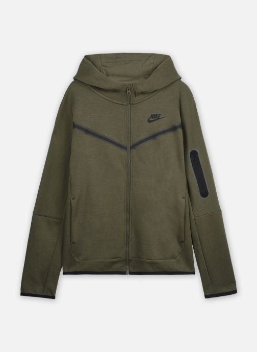 Kleding Accessoires Nike Sportswear Tch Flc Fz