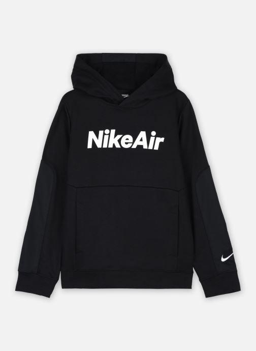 Vêtements Nike Nike Sportswear Nike Air Ft Po Hoodie Noir vue détail/paire