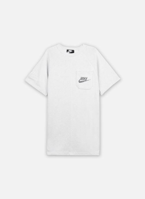 Vêtements Nike Nike Sportswear Zero Tunic Blanc vue détail/paire