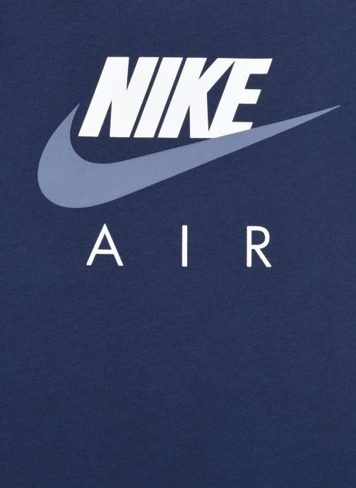 Vêtements Nike Nike Sportswear Tee Nike Air Fa20 1 Bleu vue face
