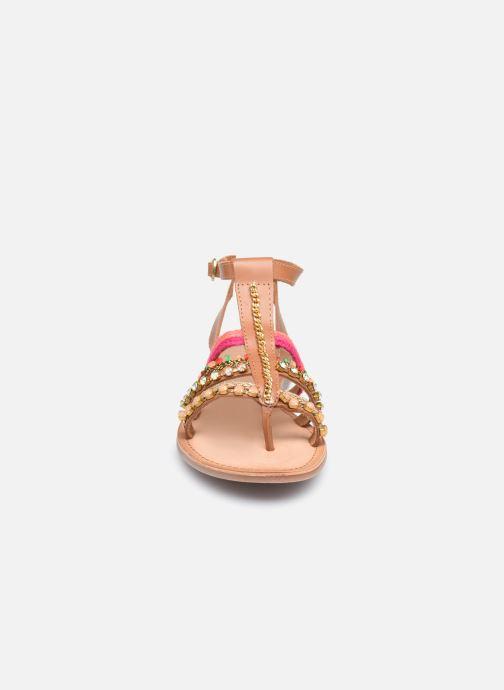 Sandalen Gioseppo 45405 mehrfarbig schuhe getragen