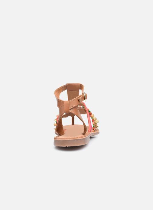 Sandali e scarpe aperte Gioseppo 45405 Multicolore immagine destra