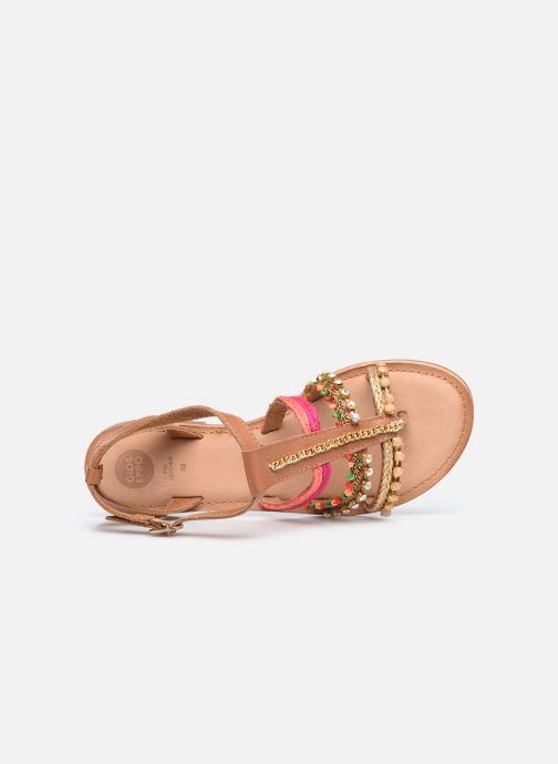 Sandali e scarpe aperte Gioseppo 45405 Multicolore immagine sinistra