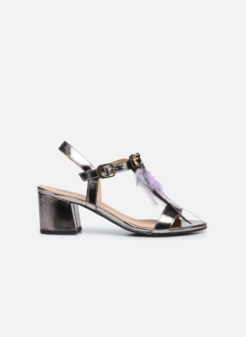 Sandales et nu-pieds Gioseppo 45294 Argent vue derrière