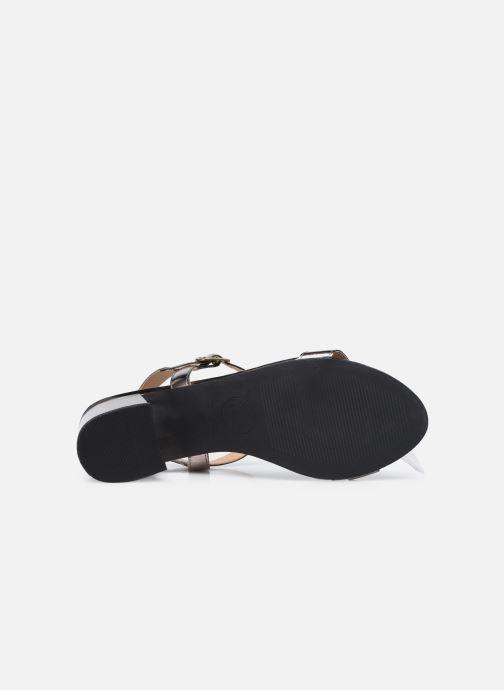 Sandales et nu-pieds Gioseppo 45294 Argent vue haut