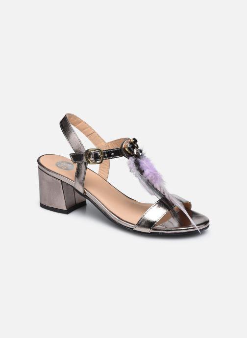 Sandales et nu-pieds Gioseppo 45294 Argent vue détail/paire