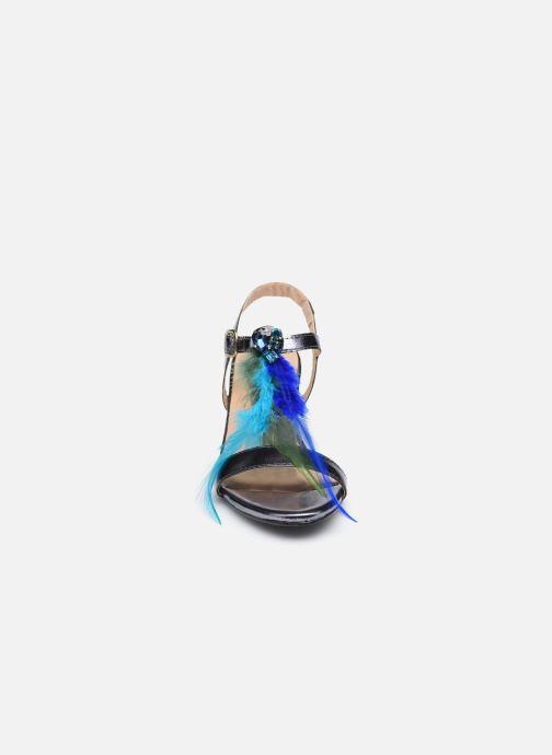 Sandali e scarpe aperte Gioseppo 45294 Argento modello indossato