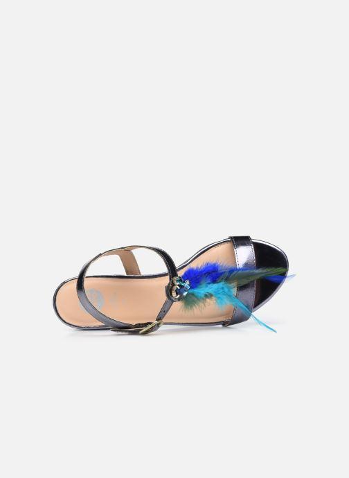 Sandali e scarpe aperte Gioseppo 45294 Argento immagine sinistra