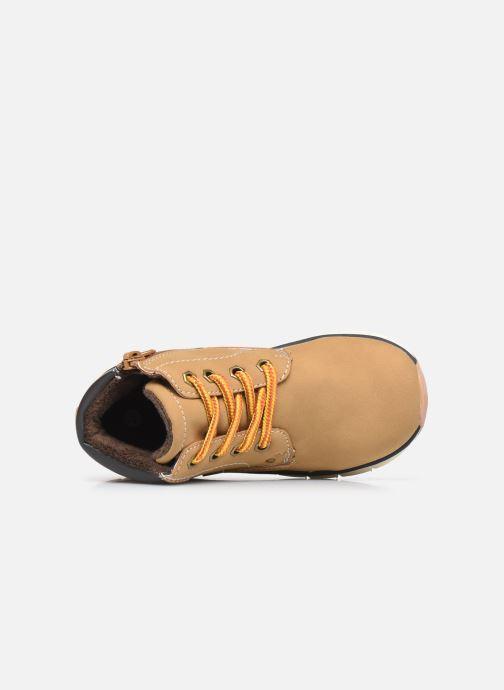 Sneakers I Love Shoes SIMON Marrone immagine sinistra
