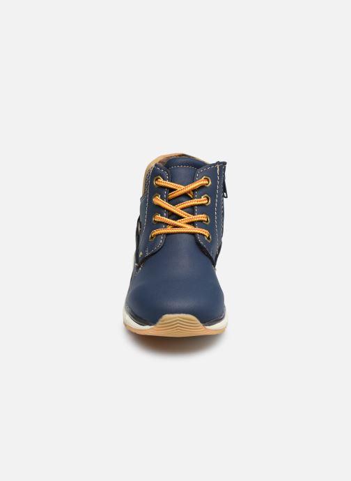Sneakers I Love Shoes SIMON Azzurro modello indossato