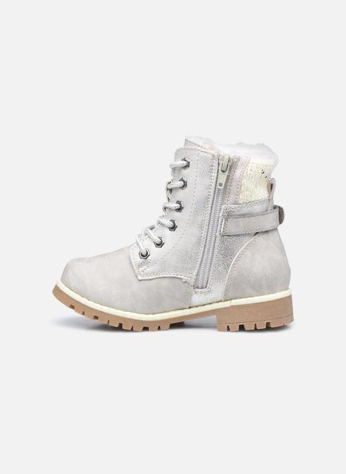 Stivaletti e tronchetti I Love Shoes SUZETTE Grigio immagine frontale