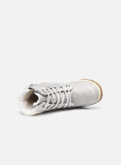 Stivaletti e tronchetti I Love Shoes SUZETTE Grigio immagine sinistra