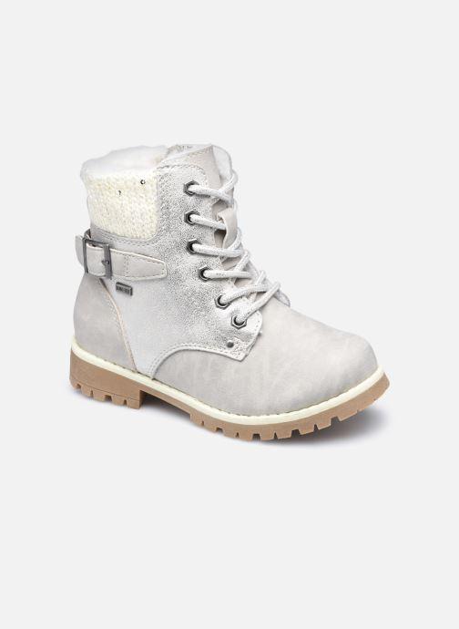 Bottines et boots I Love Shoes SUZETTE Gris vue détail/paire
