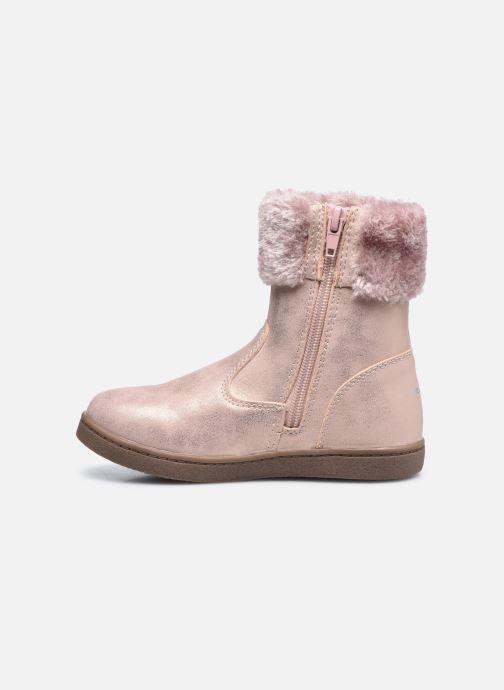 Bottines et boots I Love Shoes SAHONA Rose vue face