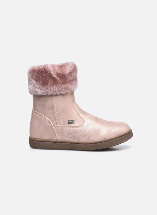 Bottines et boots I Love Shoes SAHONA Rose vue derrière