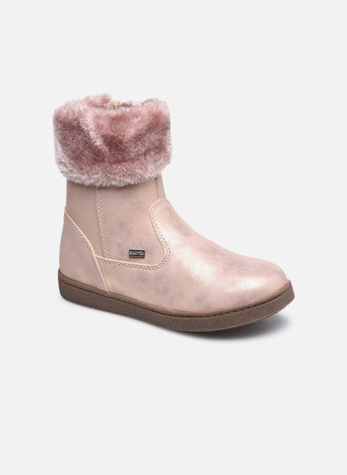 Bottines et boots I Love Shoes SAHONA Rose vue détail/paire