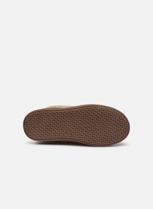 Bottines et boots I Love Shoes SAHONA Or et bronze vue haut