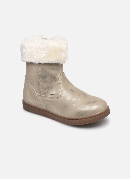 Bottines et boots I Love Shoes SAHONA Or et bronze vue détail/paire