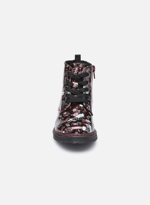 Stiefeletten & Boots I Love Shoes SEMILA weinrot schuhe getragen