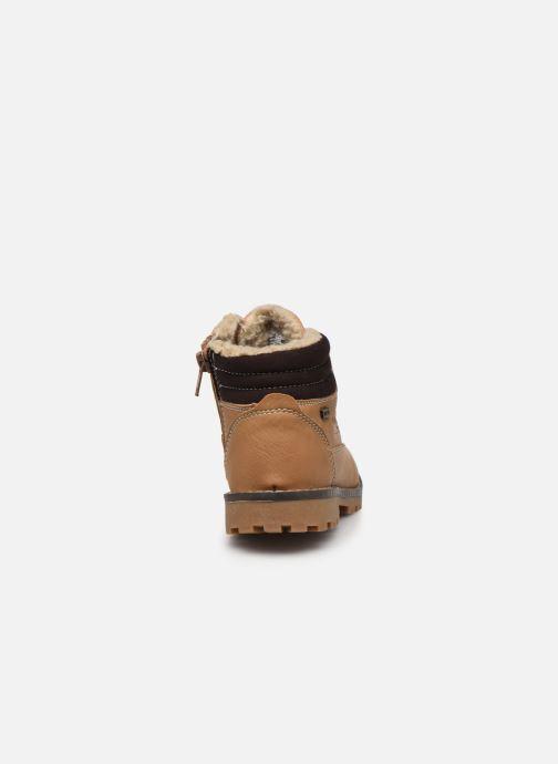 Stivaletti e tronchetti I Love Shoes SETEO Marrone immagine destra