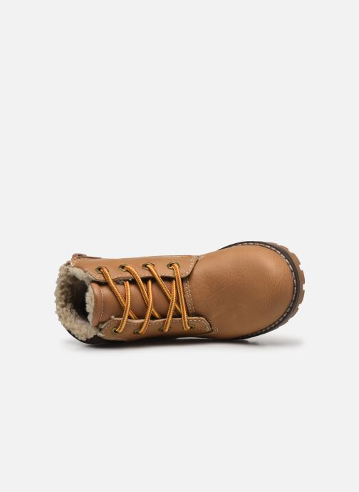 Stivaletti e tronchetti I Love Shoes SETEO Marrone immagine sinistra
