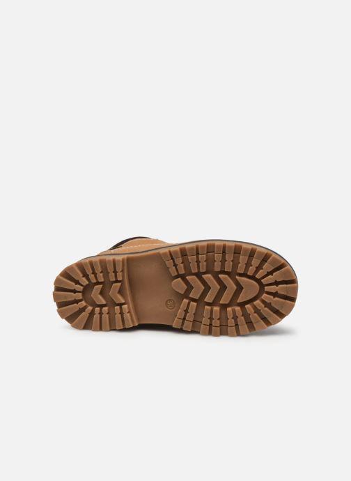 Stivaletti e tronchetti I Love Shoes SETEO Marrone immagine dall'alto