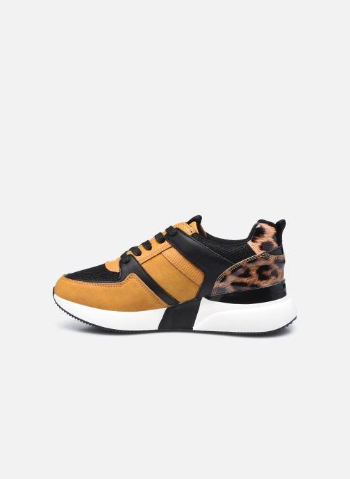 Sneaker I Love Shoes SEBIO gelb ansicht von vorne