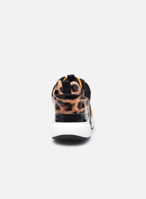 Sneaker I Love Shoes SEBIO gelb ansicht von rechts