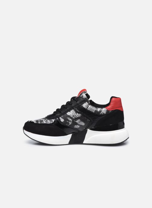 Sneakers I Love Shoes SEAL Nero immagine frontale