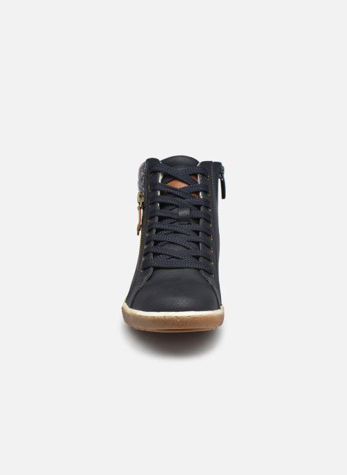 Sneakers I Love Shoes SAUCH Azzurro modello indossato