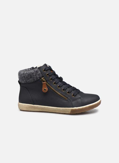 Deportivas I Love Shoes SAUCH Azul vistra trasera