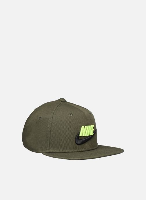 Kappe Nike Nike Pro Cap Futura 5 grün detaillierte ansicht/modell