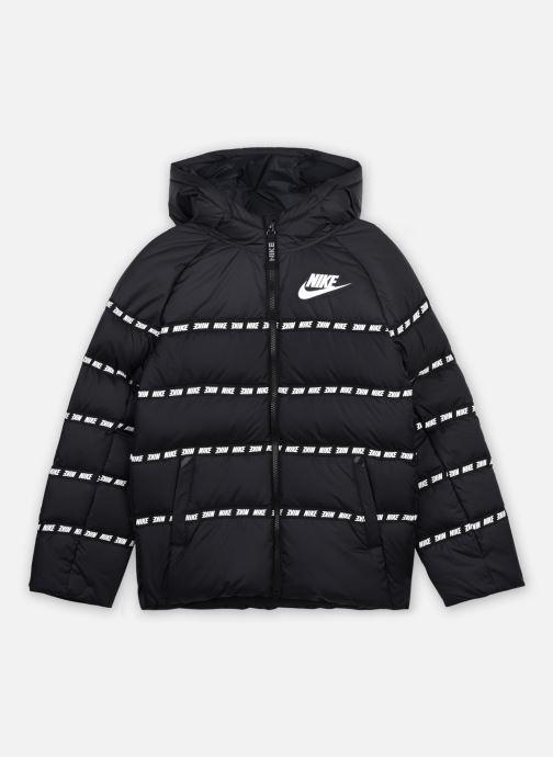 Vêtements Nike Nike Sportswear Down Jkt Noir vue détail/paire