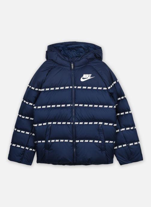 Vêtements Nike Nike Sportswear Down Jkt Bleu vue détail/paire