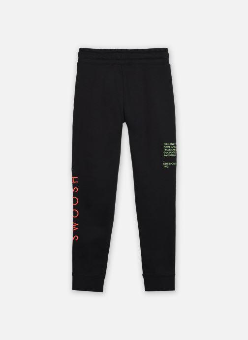 Vêtements Nike Nike Sportswear Swoosh Pant Noir vue portées chaussures