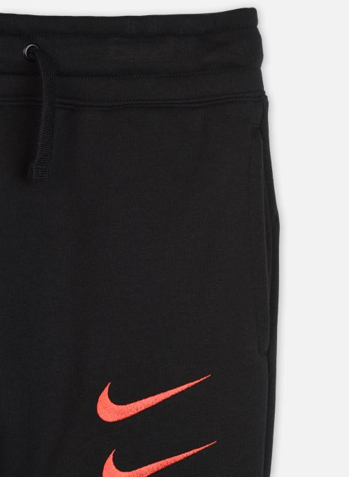 Vêtements Nike Nike Sportswear Swoosh Pant Noir vue face