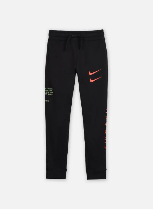 Vêtements Nike Nike Sportswear Swoosh Pant Noir vue détail/paire