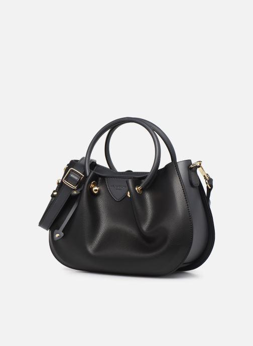 Handtaschen Hexagona ODE CROSS BODY schwarz schuhe getragen