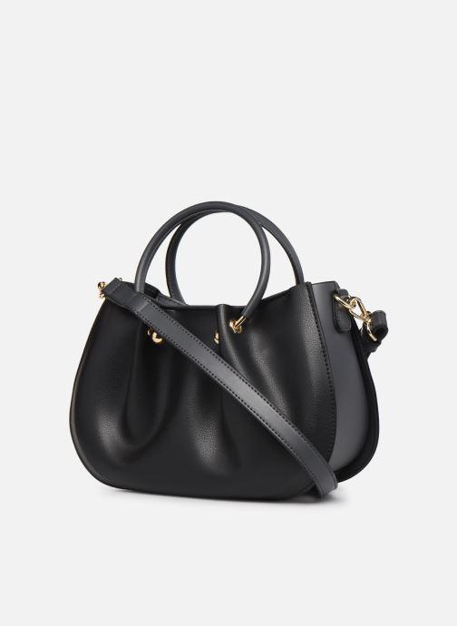 Handtaschen Hexagona ODE CROSS BODY schwarz ansicht von rechts