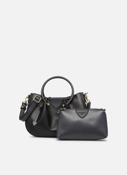 Handtaschen Hexagona ODE CROSS BODY schwarz ansicht von links