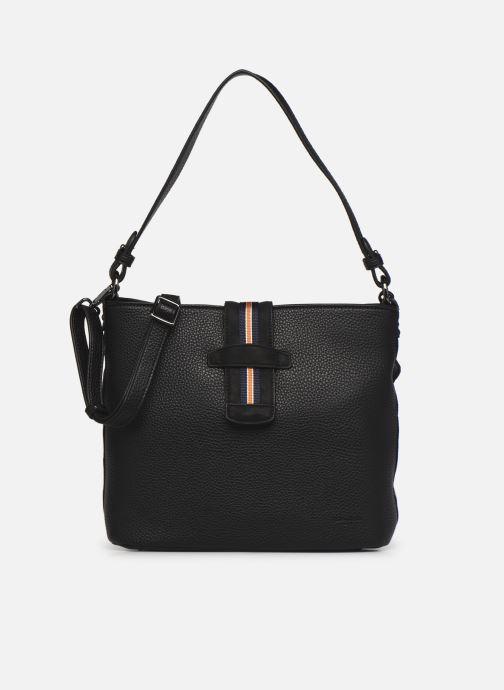 Handtaschen Hexagona CITADINE CROSS BODY schwarz detaillierte ansicht/modell