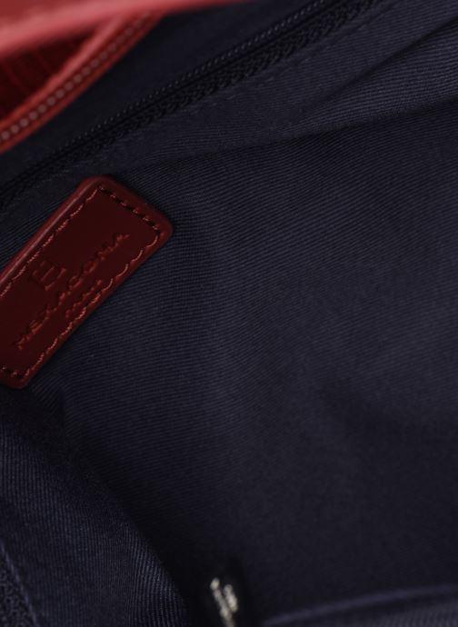 Sacs à dos Hexagona EXOTICA CABAS Rouge vue derrière