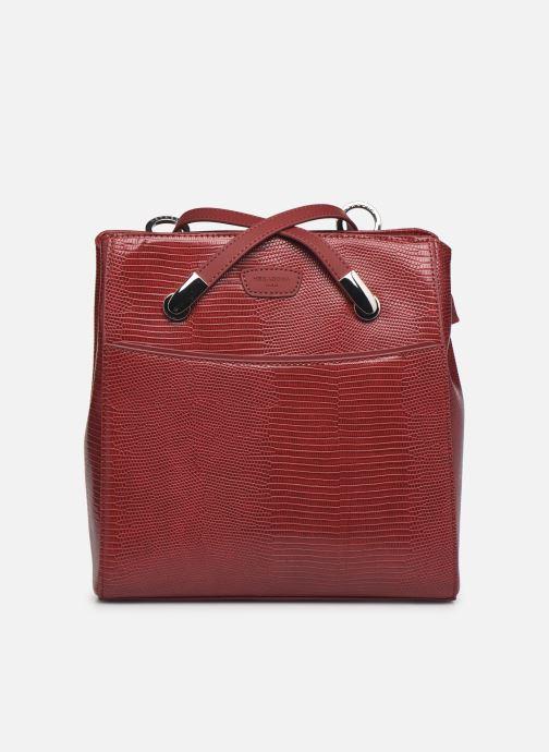 Sacs à dos Hexagona EXOTICA CABAS Rouge vue détail/paire